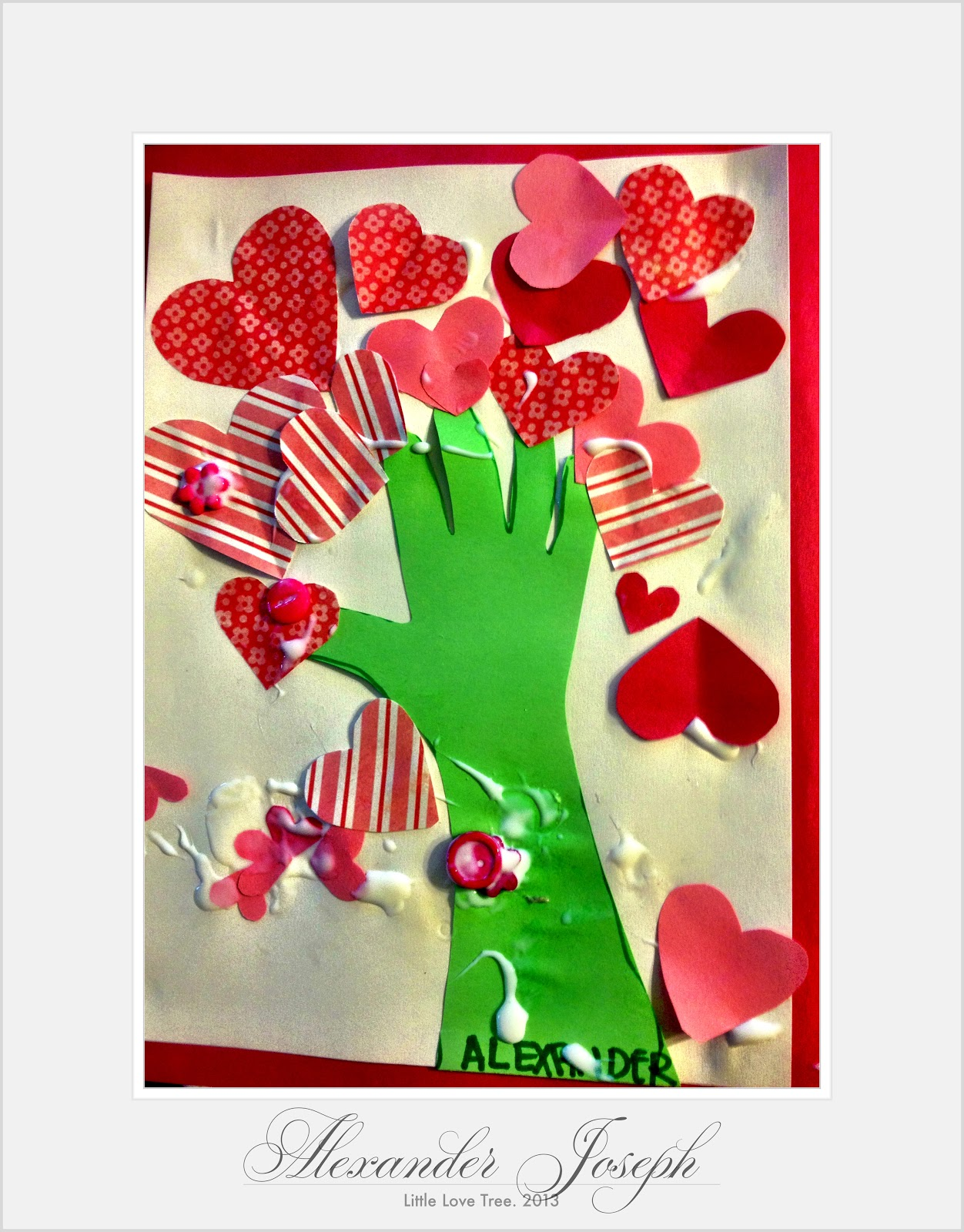 4 Times The Fun Little Love Trees