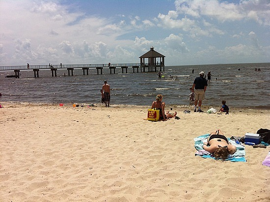 Thanks katrina lake pontchartrain facts for Tides for fishing louisiana