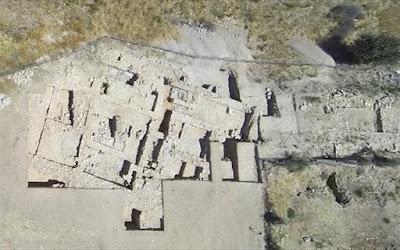 Αρχαία Πάφος: Στο φως μνημειακό συγκρότημα της κλασικής περιόδου