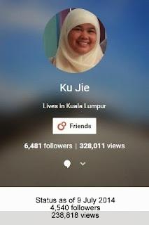 Google Plus - G+ KuJie
