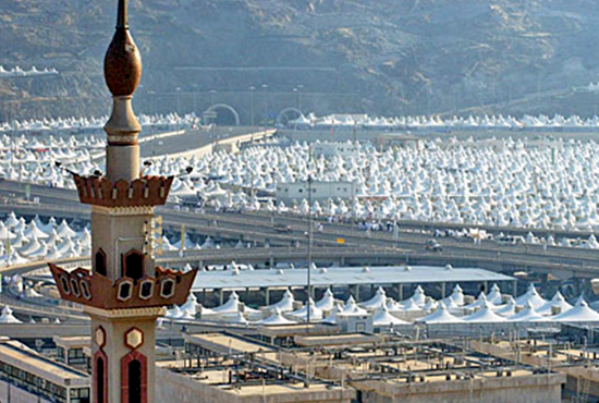 Screw Youquot;  Saudi Arabia has an EMPTY air conditioned tent city that