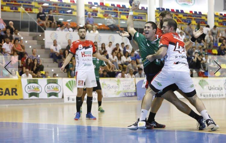 Nueva victoria de balonmano en Antequera