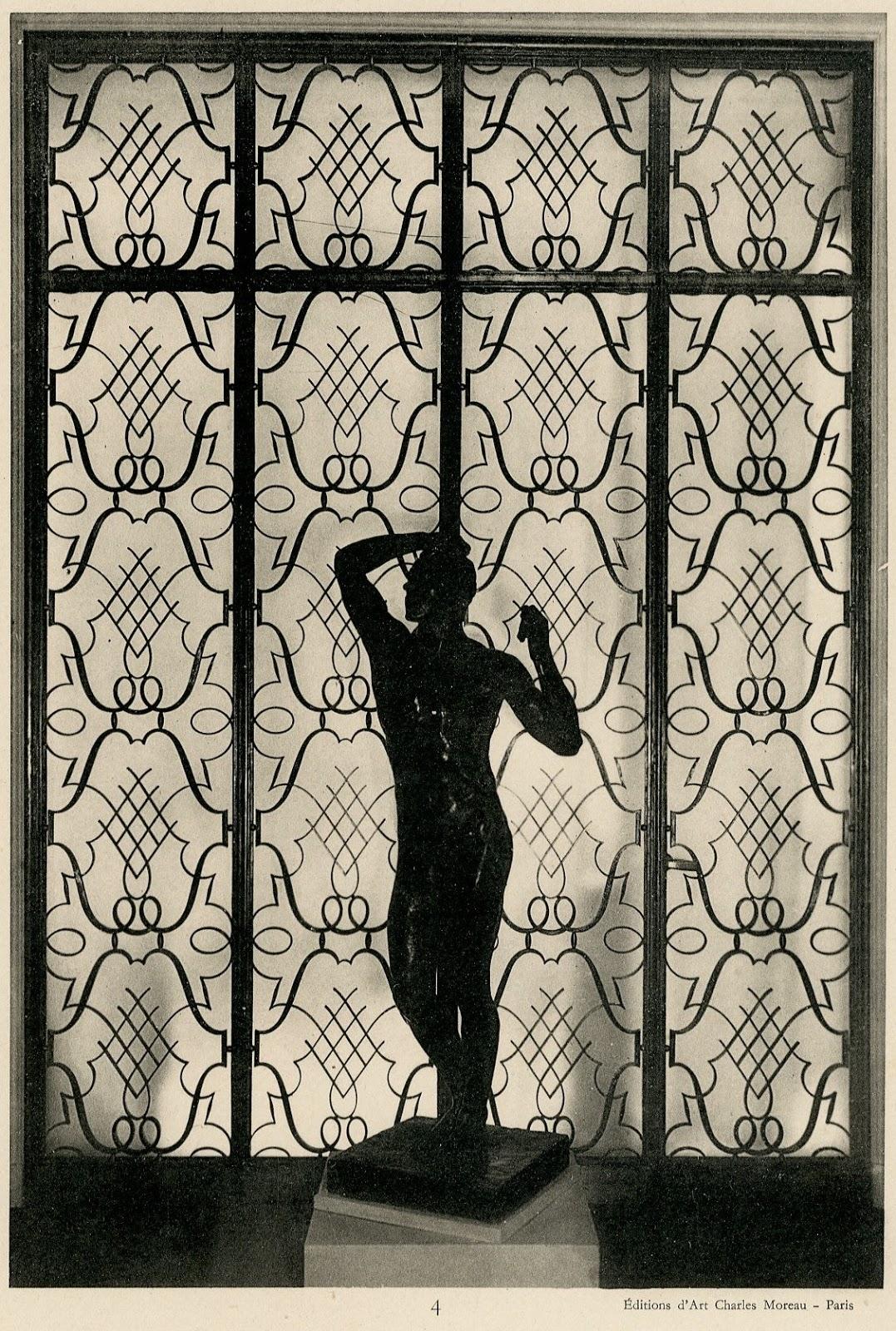 For pilar selections from ferronnerie moderne - Ferronnerie d art moderne ...