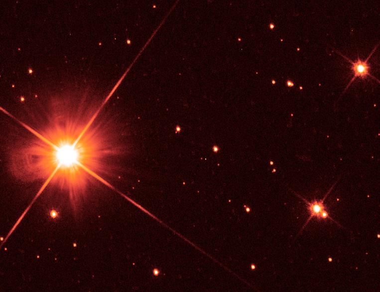 Resultado de imagen de Una estrella fulgurante que brilla arriba en el firmamento