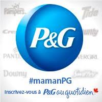 Badge P & G