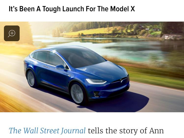 Tesla Model X Norway Tesla Model X Quality Issues