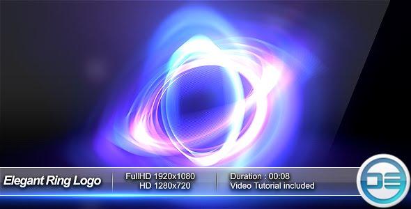 VideoHive Elegant Ring Logo