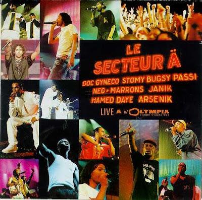 VA - Le Secteur A Live A L'olympia (1998) WAV