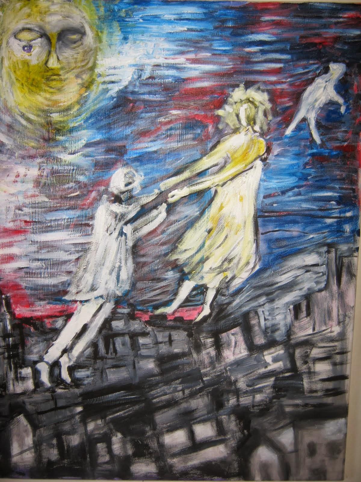 para Chagall