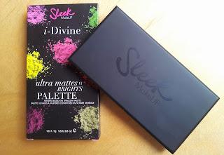 Palette Sleek i-Divine BRIGHTS