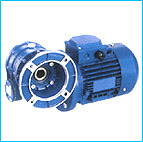 Aluminium Gear Box