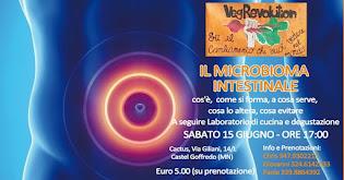 VEG REVOLUTION - IL MICROBIOMA
