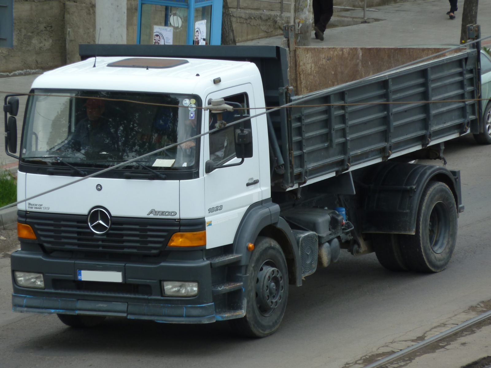 Mercedes-benz atego 1222 - dfb2