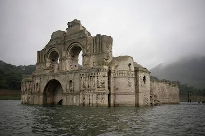 Mexikó, templomrom, Bartolomé de las Casas, Nezahualcóyotl-víztározó,