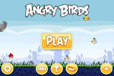 Angry Birds Free App Game By Rovio