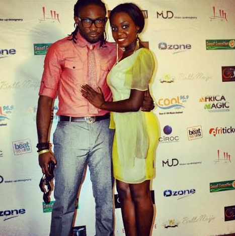 Uti Nwachukwu and Saeon