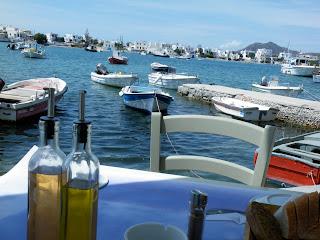 """Santorini - """"Maria Kallas"""" and Caldera - Greece"""
