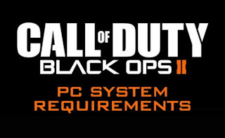Call of Duty Black Ops II Pc System Requirements