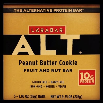 Vegan Vegetarian Food Snacks Target Larabar ALT Peanut Butter Cookie Fruit and Nut Bar Multipack 5 Pack Gluten Free Dairy Free Soy Free Non-GMO Kosher Alternative Protein Bar