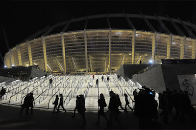 Olympic Stadium in Kiev (Ukraine),General look |Euro 2012- Travel Europe Guide