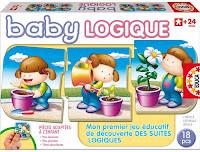 Baby logique Educa