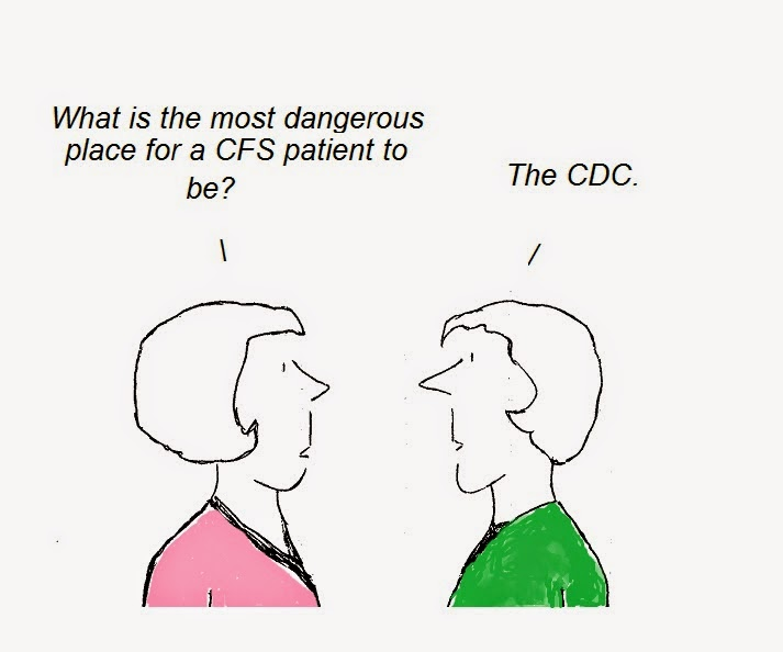 cartoon, cfs, cdc,hhv-6, fauci