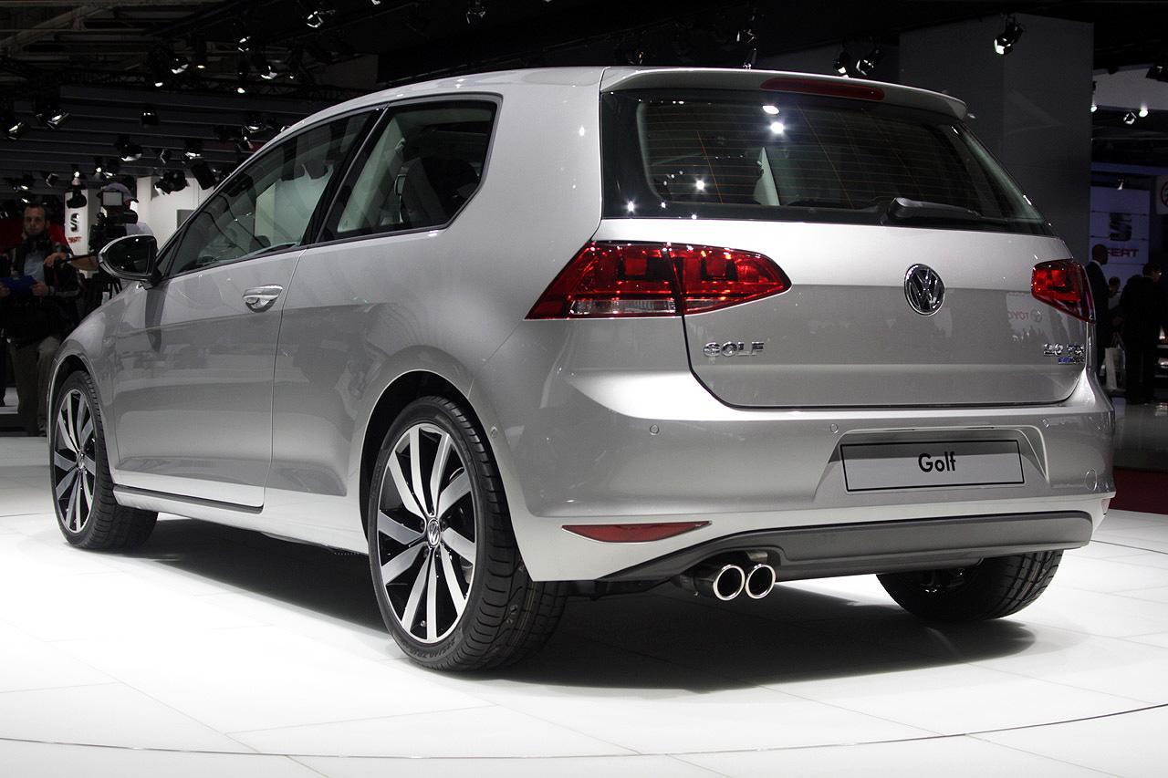 Volkswagen Golf Mkvii Supercar Original
