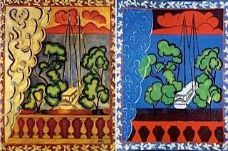 Histoire de l 39 art henri matisse la sensation de la couleur for Le violoniste a la fenetre henri matisse