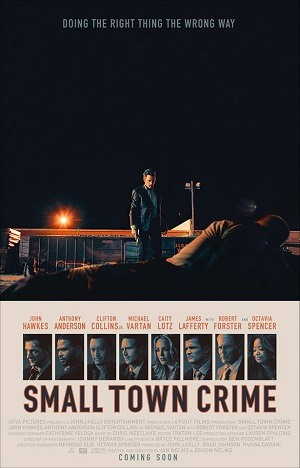 Filme Small Town Crime - Legendado 2018 Torrent