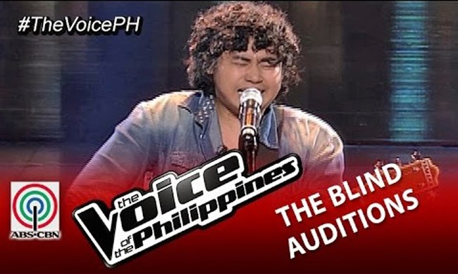 Elmer Jun Hilario Sings 'The Sign' on The Voice of the Philippines Season 2 Blind Audition Video Replay