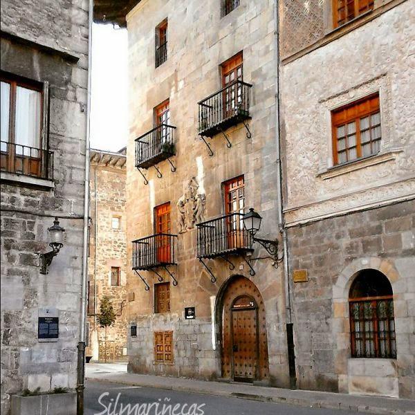 Casa Jauregi y Casa Iturritxo en Bergara Gipuzkoa