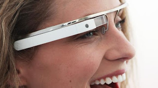 Google Glasses working with your perception