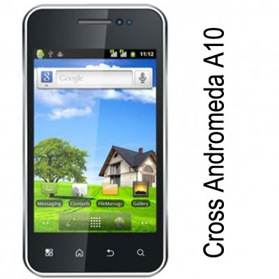 Cross Andromeda A10
