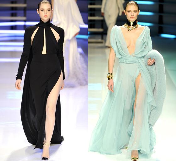 Alexandre Vauthier, Fashion Week Paris 2012