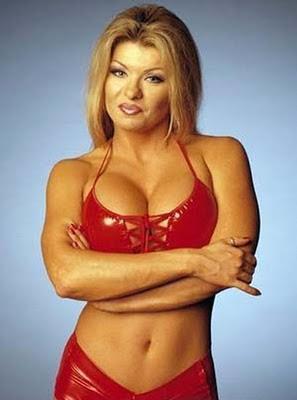 Tylene Buck - Major Gunns - WCW