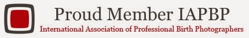 Membro oficial da Associação Internacional de fotógrafos profissionais de parto