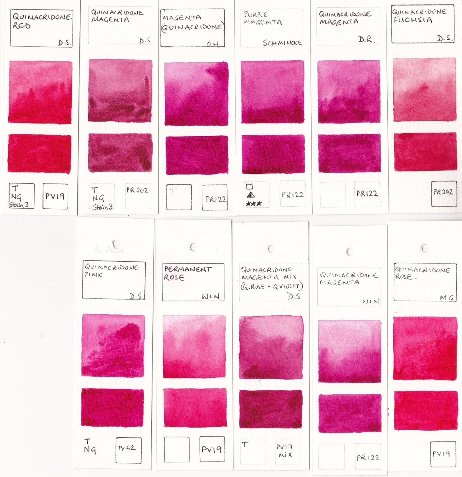 What Makes Pink Color Paint