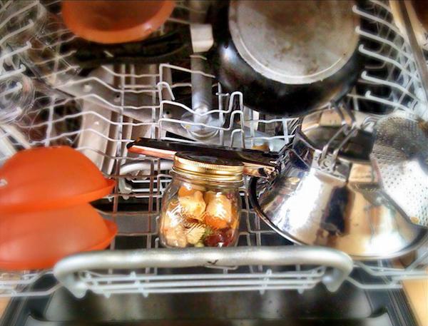 Eco cucina con la lavastoviglie - Dove mettere la lavastoviglie in cucina ...