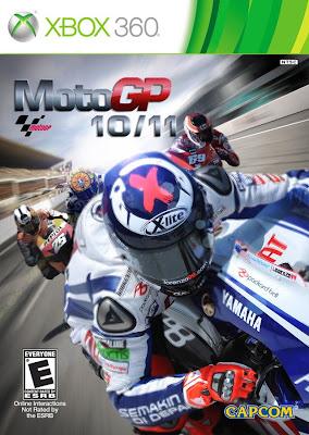 MotoGP 10/11 Xbox 360