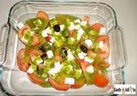Ensalada italiana-griega