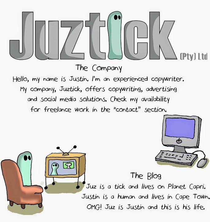 Juztick - Blogger & Copywriter