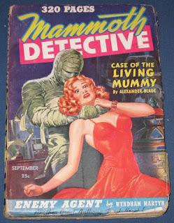 Mammoth Detective, September 1942.