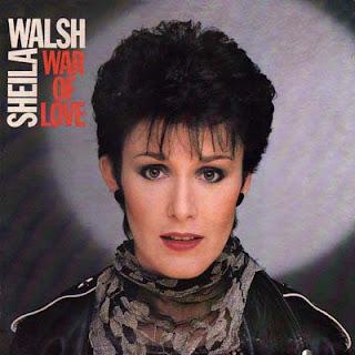 Sheila Walsh - War Of Love (1983)