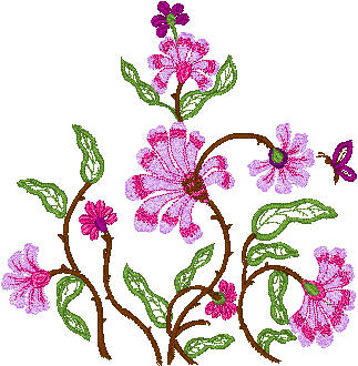 Free Embroidery Designs for you to try - Needlework and embroidery