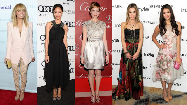 Frills And Thrills Looks Of The Week 14 01 12