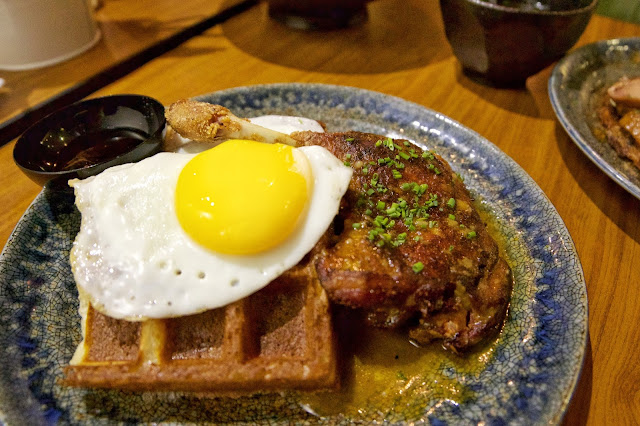 Babette Singapore - Duck & Waffle