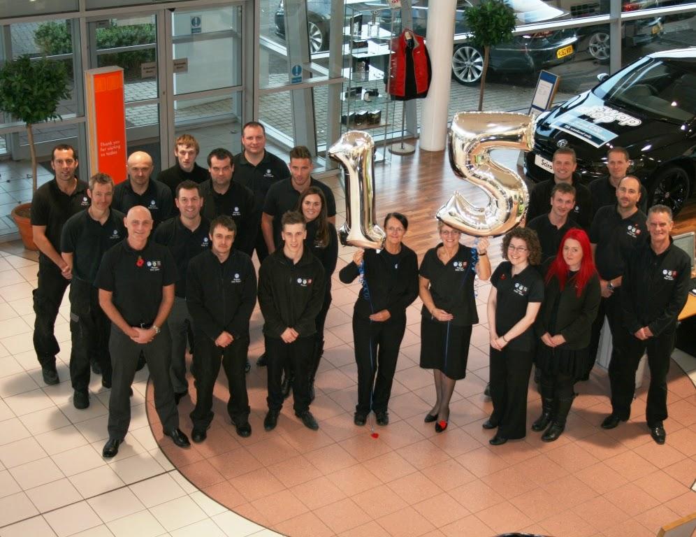 Pulman Group Happy 15th Birthday To Pulman Volkswagen Durham