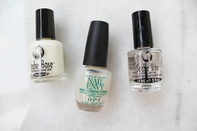 nail polish essie opi nail care burts bees marble flowery seche vite