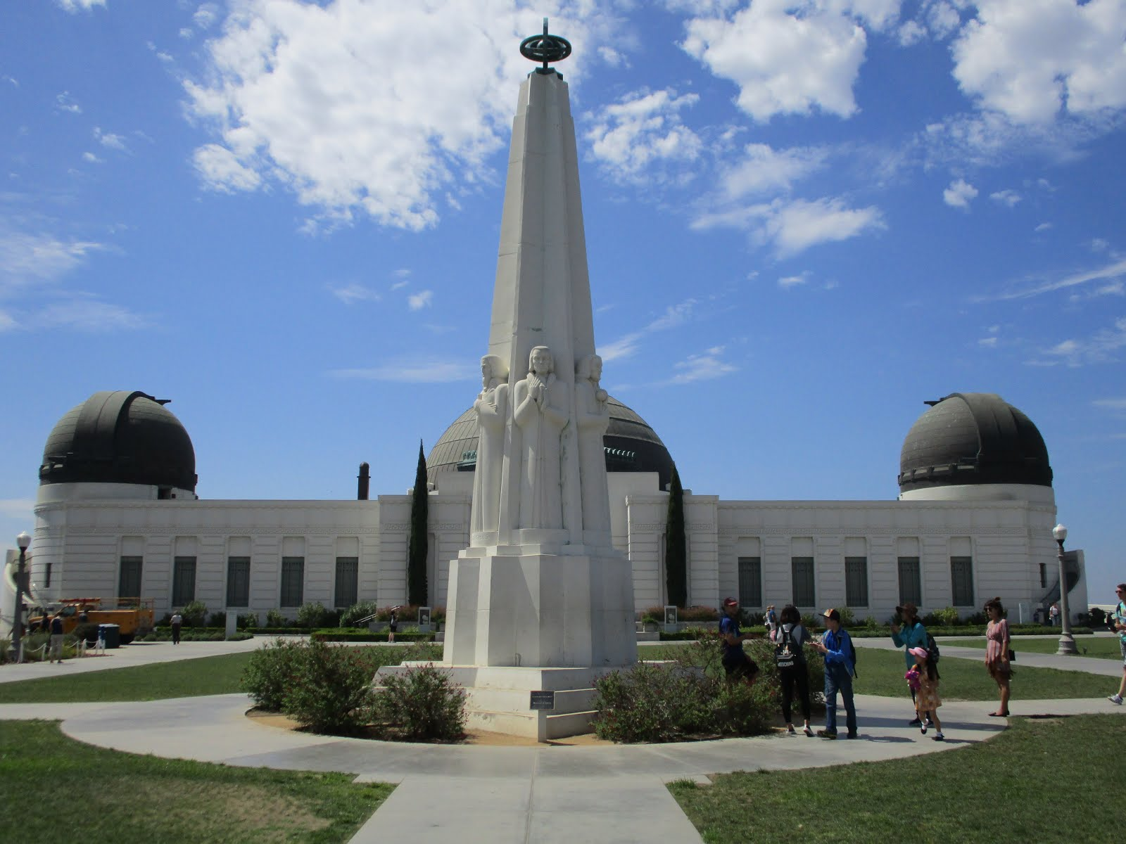 LOS- ANGELES GRIFFITH ORSERVATORY