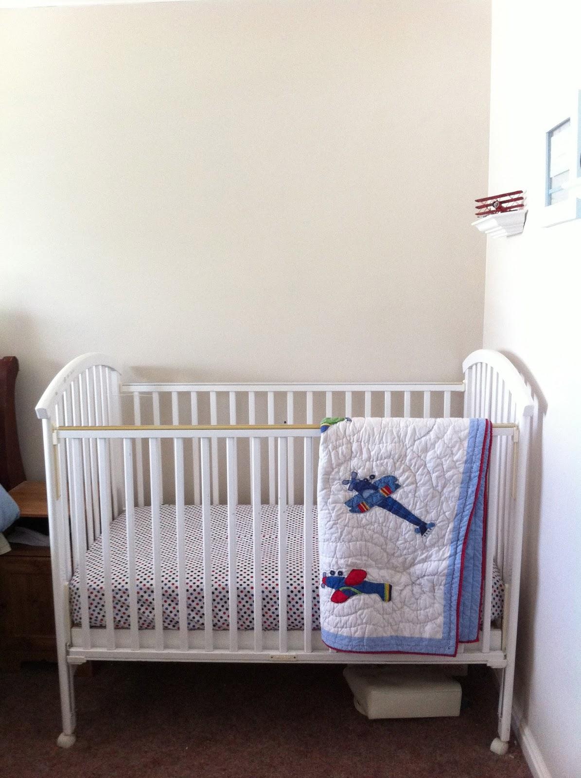 Crib Mattress Sheet Diy